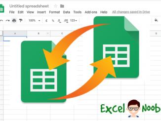 Menautkan (Link) dari File SpreadSheet lain