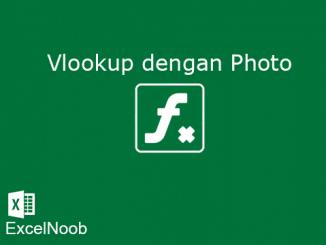 Vlookup dengan Photo